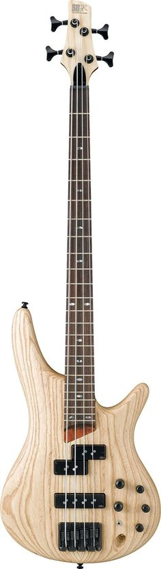 The Ibanez SR650 Series Bass Guitar, Now Available In Two Classic Finishes The SR series bass guitars are known the world over to produce amazing low end tones, while still holding true to the highest