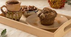 Briose de post cu roscove, curmale si sirop de agave Muffins, Breakfast, Food, Banana, Pie, Muffin, Meal, Essen, Morning Breakfast