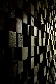 textured wall... Love this