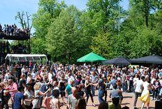 Salsadansen met Summer Breeze Latin Festival