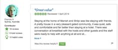 This is a guest review of Cinnamon Stays!