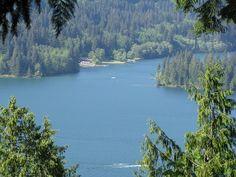 Lake Merwin, WA....practically my back yard!!! I love it❤️