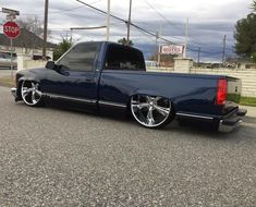 New Chevy Truck, Chevy Trucks Lowered, Bagged Trucks, Custom Chevy Trucks, Classic Chevy Trucks, Big Rig Trucks, Mini Trucks, Gm Trucks, Cool Trucks