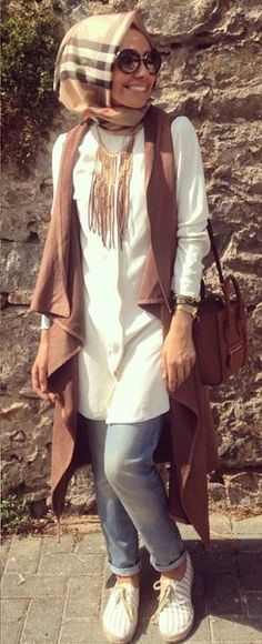 tesettur-giyim- Hijab Casual, Hijab Style, Hijab Chic, Turkish Fashion, Islamic Fashion, Muslim Fashion, Modesty Fashion, Abaya Fashion, Simple Outfits