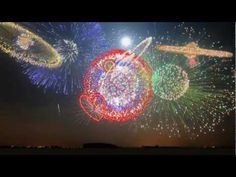 ▶ New Years 2013 - Synchronized Epic Music (Heart of Courage) - FWSim Fireworks Display - HD - YouTube~view full screen