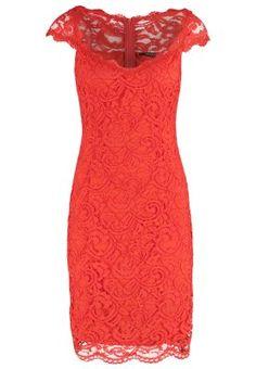 Köp ESPRIT Collection Sommarklänning - vulcano red för 799 e899d8e4a3796