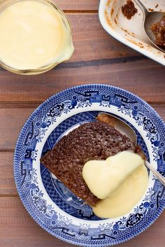 Traditional South African Malva Pudding Recipe. A classic evergreen dessert recipe.