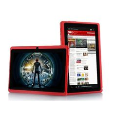 Budget Android 4.2 Tablet PC with 7 Inch Screen, 1.2GHz CPU, 512MB RAM, Wi-Fi, 4GB and more. The perfect entry level Android Tablet. http://www.chinavasion.com/china/wholesale/Android_Tablets/7_Android_Tablet_PC/Budget_Android_4.2_Tablet_PC_Lavos_II_-_7_Inch_Screen_1.2GHz_CPU_512MB_RAM_Wi-Fi_4GB_Red/