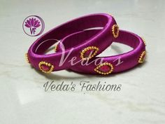 Magenta bangle set. For price and orders Pls inbox me