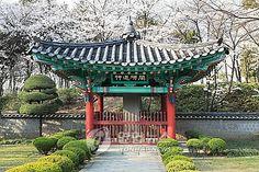 Joseon period memorial, The Yuk Shin Myo Bi in Seoul, Korea!