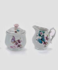 Monsoon Accessorize milk jug and sugar pot £16.99