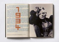 Pentagram Papers serie DESIGNER Carin Goldberg PUBLISHER Pentagram.