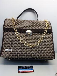Shoulder Bag, Handmade, Bags, Fashion, Handbags, Moda, Hand Made, Fashion Styles, Shoulder Bags