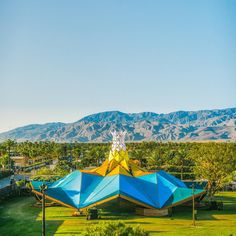 The Best Art & Architecture Installations of Coachella 2017 | ArchDaily