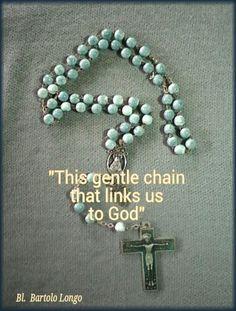 Pray the Rosary everyday!