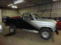 Sell used 1980 Ford F150 Step-Side 4X4 Regular cab in Wyoming, Illinois, United States, for US $5,000.00 Ford F150 Pickup, Cool Trucks, Wyoming, Illinois, 4x4, United States, The Unit, Iron, Steel