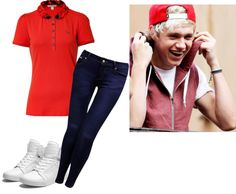 """Nialler Horan :3"" by barbi-diaz on Polyvore"