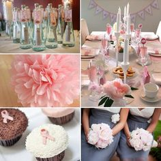 Perfect for a Breast Cancer (Pink Party) Event