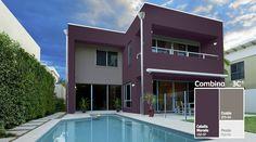 Dale a tu fachada una apariencia increíble con el equilibrio perfecto de #Combina3C