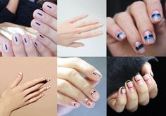 minimalist manicures