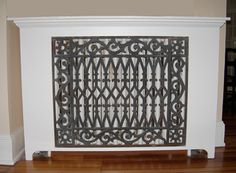 Cast Iron in radiator cover