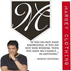 A quote from Robert Kiyosaki
