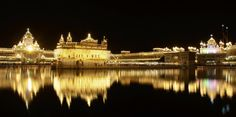 Road trip to Amritsar - for the gorgeous Golden Temple and the food.