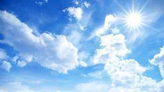 Demuestran que las tormentas solares también destruyen las nubes  Cuando una erupción solar llega hasta nosotros, las nubes se reducen simultáneamente en todo el planeta  Las erupciones solares causan la súbita reducción del 2% de las nubes
