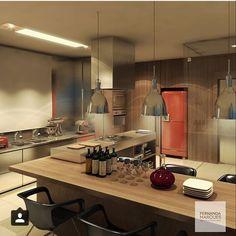 Cozinha por Fernanda Marques