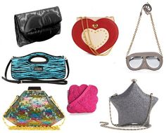 Quirky Handbags, Clutches and Coin Purses - AOL Shopping
