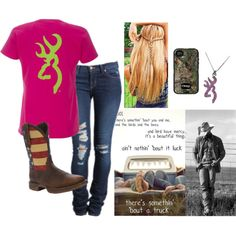 Country Girl Browning Outfit