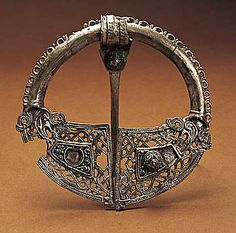 Viking Pennanular brooch  National Museum of ireland