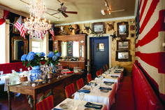 colonial chic - the liberty restaurant rhinebeck ny