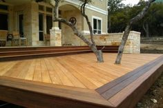 Champagne Ipe Decking Rocky Mountain Forest Products -Wheat Ridge, CO