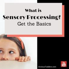 What is sensory processing? Get a basic understanding by watching this quick video.
