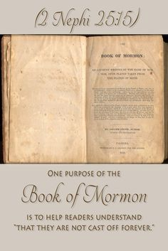 Did you know there are four stages to Nephi's prophecy? Learn how this helps us better understand the second stage of Nephi's prophecy concerning the scattering of Israel.