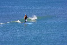Stand up Paddle Boarding on Hatteras Island