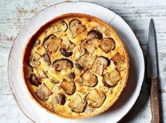 Původem francouzské slané koláče jsou oblíbené nejen ve své domovině. Quiche, Apple Pie, Vegetable Pizza, Vegetables, Breakfast, Food, Morning Coffee, Essen, Quiches