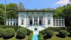 Architecture Art Nouveau, Contemporary Architecture, Austria, Vienna Woods, Otto Wagner, Vienna Secession, White City, Museum, Neoclassical
