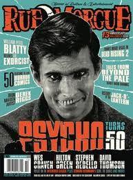 Rue Morgue - 2nd best horror magazine next to horrorhound