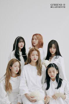 Photo album containing 86 pictures of GFRIEND Kpop Girl Groups, Korean Girl Groups, Kpop Girls, Extended Play, K Pop, Teaser, Gfriend And Bts, Gfriend Album, Gfriend Sowon