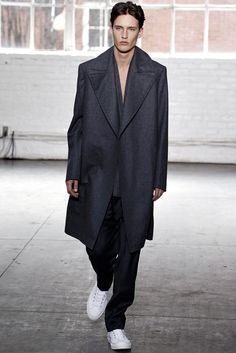 Duckie Brown Fall 2015 Menswear - Collection - Gallery - Style.com #NYFW