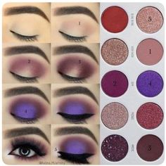 Eyeshadow Tutorials For Perfect Makeup – So Easy Even Beginners Can Learn eye makeup tutorial; eye makeup for brown eyes; eye makeup for brown eyes; Skin Makeup, Makeup Eyeshadow, Makeup Brushes, Pink Eyeshadow, Easy Eyeshadow, Beauty Makeup, Eyeshadow Makeup Tutorial, How To Do Eyeshadow, Brown Eye Makeup Tutorial