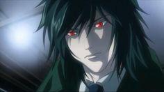 Teru Mikami with Shinigami eyes