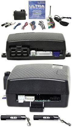 Remote Start and Entry Systems: Ultrastart U1172-Xr Pro 2,800 Foot Range Remote Car Starter Keyless Entry Combo -> BUY IT NOW ONLY: $49.99 on eBay!