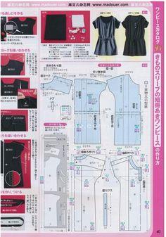 short sleeve kimono-style dress