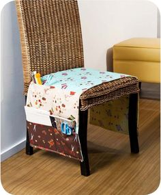 Porta Treco Para Cadeira