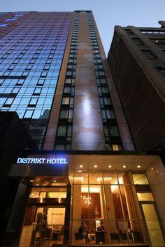 Distrikt Hotel NYC