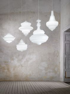 Lasvit has teamed up with designers Jan Plecháč and Henry Wielgus to recreate a selection of chandeliers found in five of the world's most famous theatres