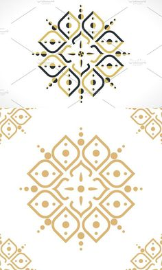 Arabic pattern. Patterns Geometric Pattern Design, Geometric Designs, Geometric Art, Abstract Pattern, Arabic Design, Arabic Art, Pattern Drawing, Pattern Art, Textures Patterns